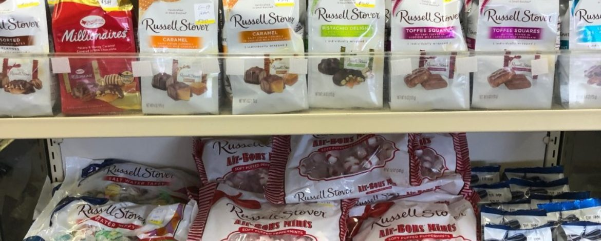 Russell Stover products